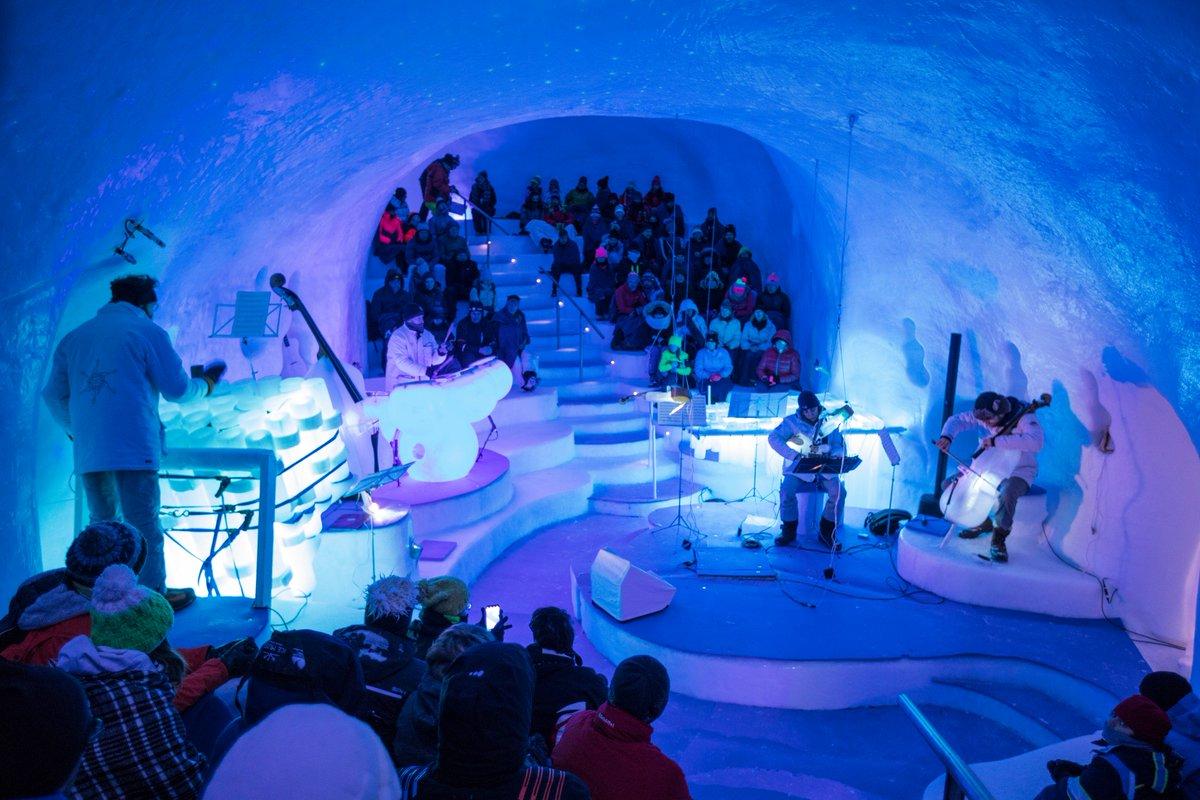 Ice Music Festival - Ponte di legno - Tonale