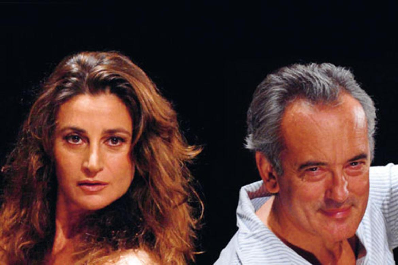 """""""Separazione"""" con Mario Zucca e Marina Thovez"""