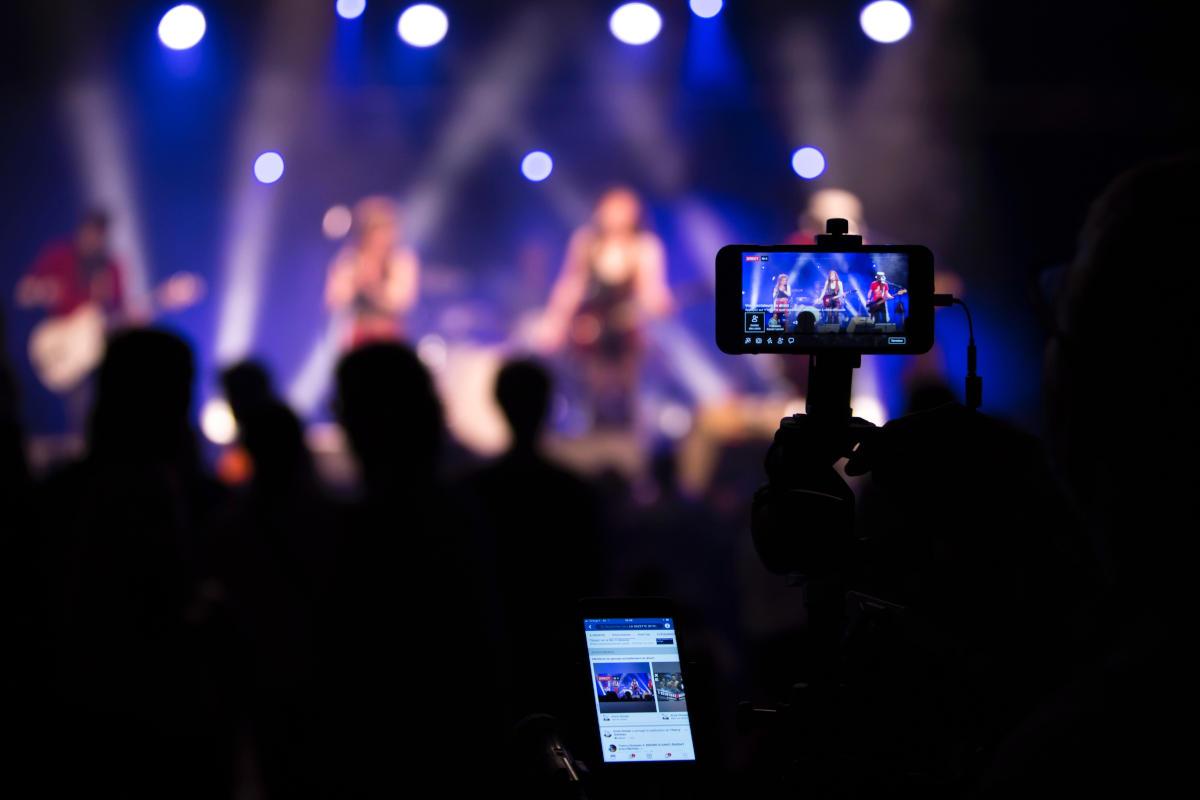 Live streaming - Cultura in rete