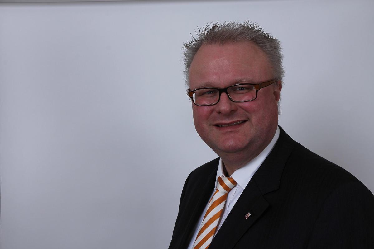 Thomas Schäfer, ministro delle finanze dell'Assia (1966-2020) (Foto: Sven Teschke)