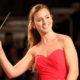 La direttrice d'orchestra Beatrice Venezi
