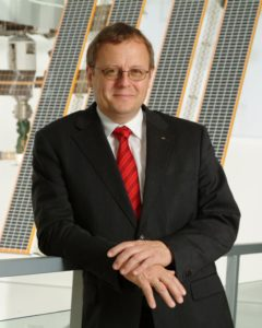 Jan Wörner, direttore dell'ESA