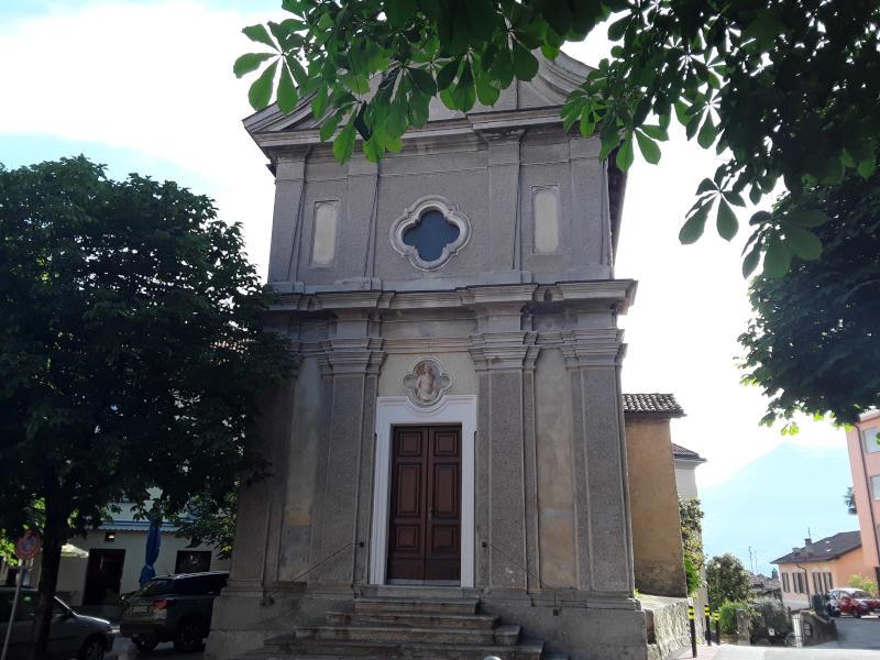 Breganzona - Oratorio di San Sebastiano