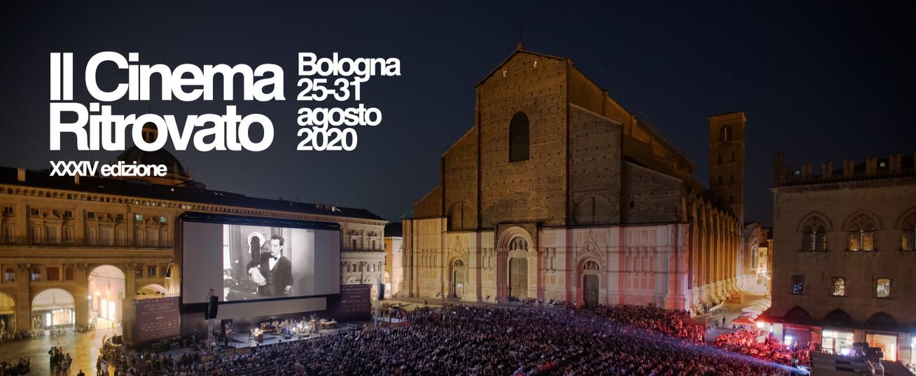 il cinema ritrovato, festival bologna