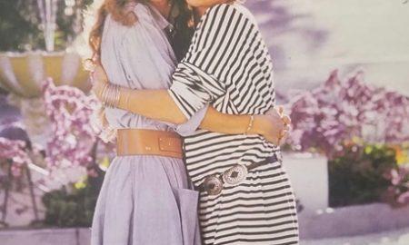 Romina Power e sua sorella