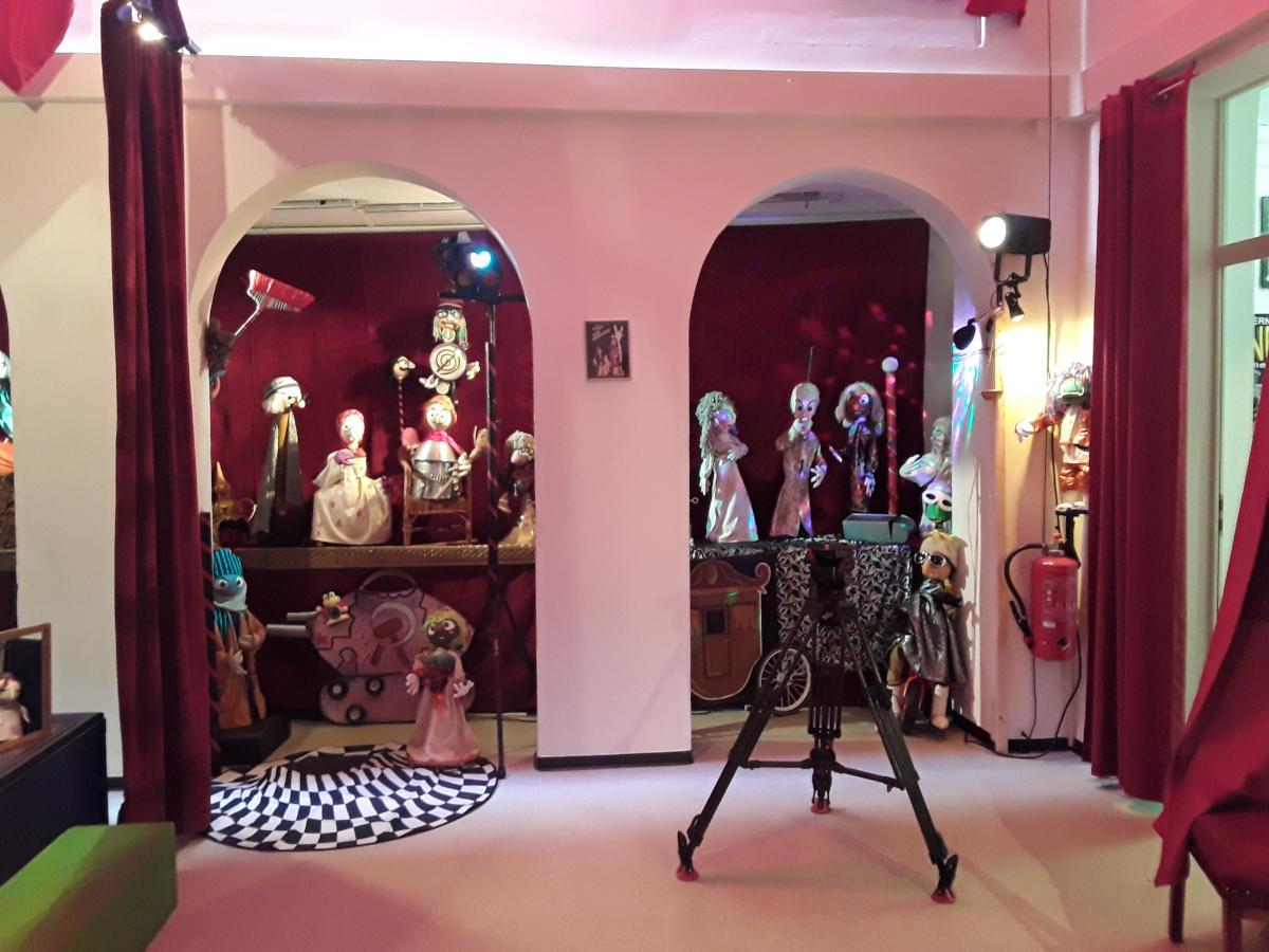 Il Museo delle Marionette di Michel Poletti a Lugano
