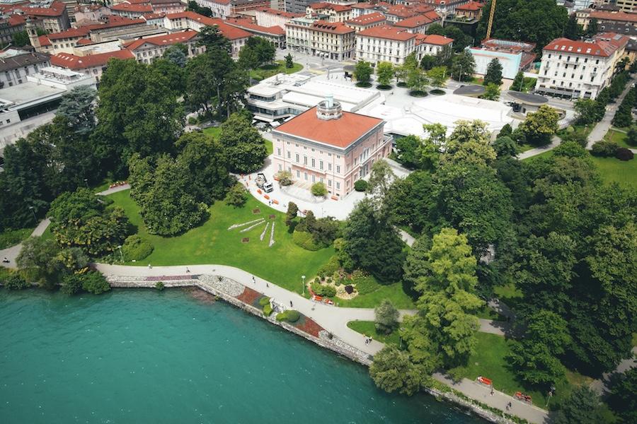 Villa Ciani a Lugano