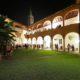 Cortile del Collegio Papio ad Ascona