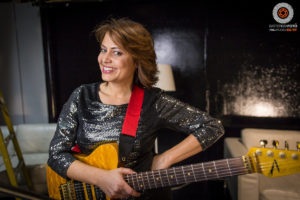 JazzAscona - Eliane Amherd
