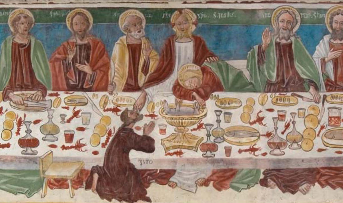 Lungo il Piave - Ultima cena a base di gamberi di fiume