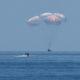 """SpaceX - Dragon Crew """" Endeavour"""" - Splashdown della missione Demo-2"""