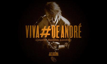 Viva De André - Locandina