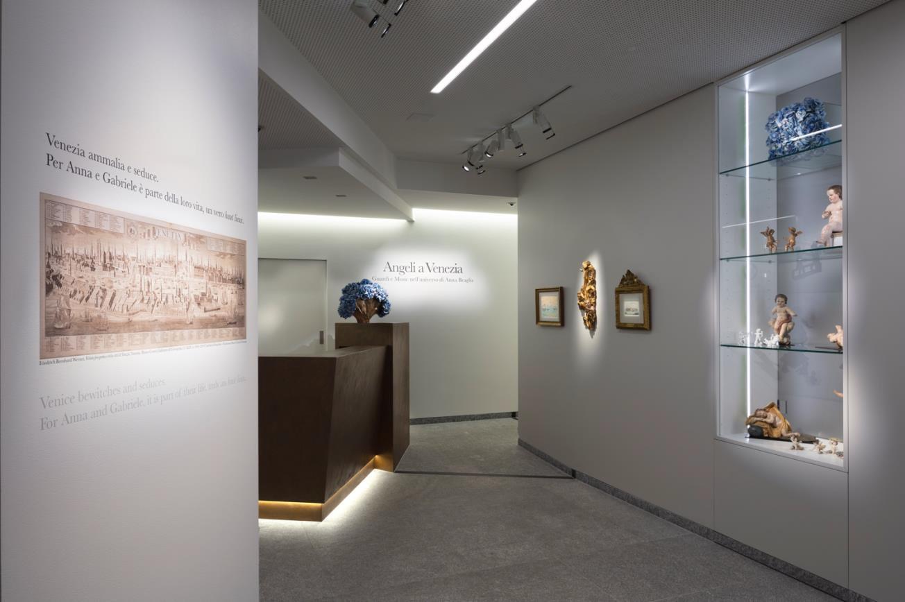 """Fondazione Braglia - Mostra """"Angeli a Venezia"""""""