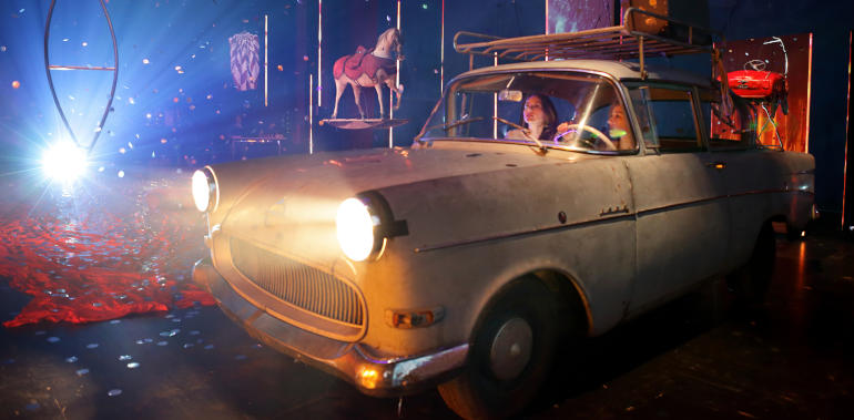 Luna Park - Compagnia Finzi Pasca