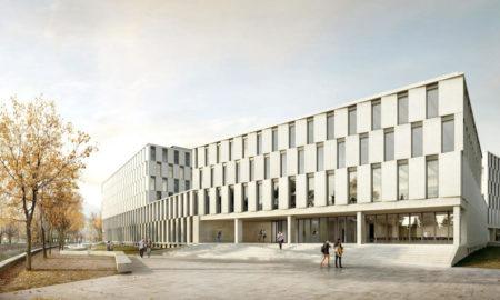 USI - Campus Est a Lugano Viganello