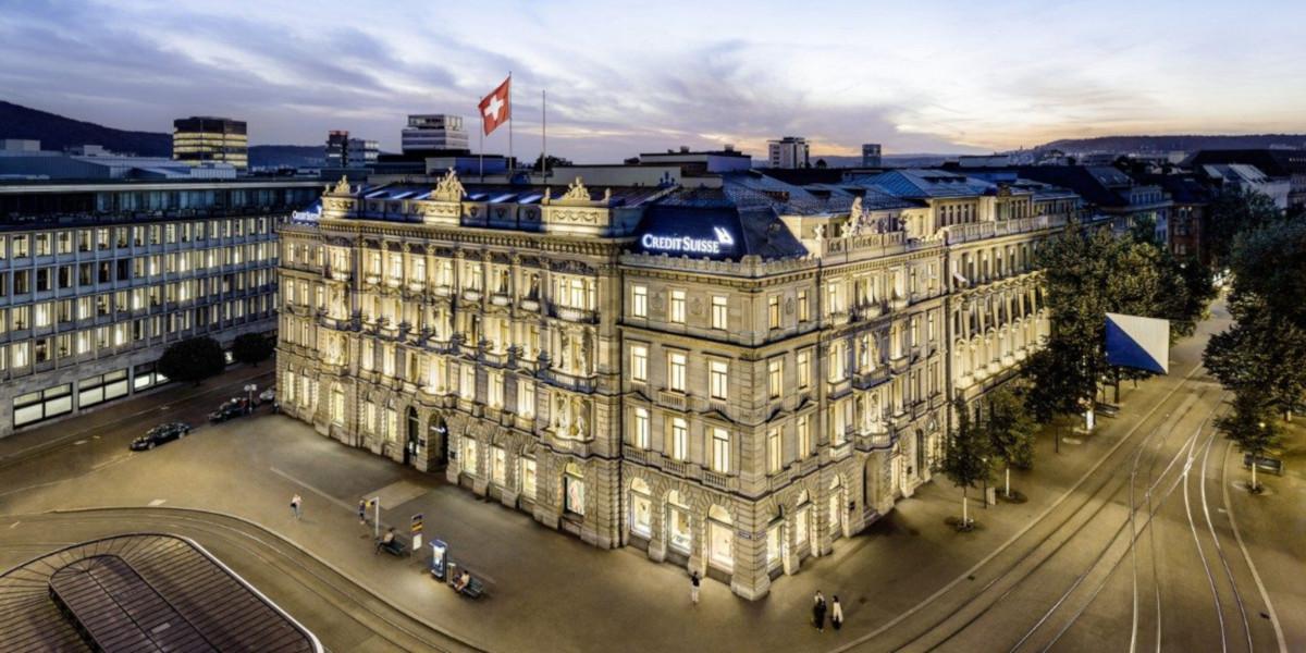 Credit Suisse - Sede centrale a Zurigo
