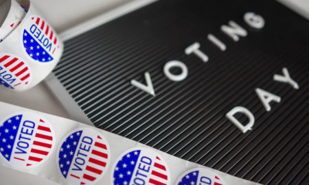 USA - Voting Day