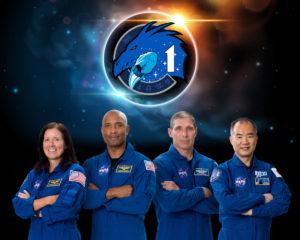 SpaceX - Equipaggio della missione Commercial Crew-1