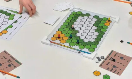The Climate Change Game