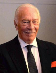 Christopher Plummer nel 2014