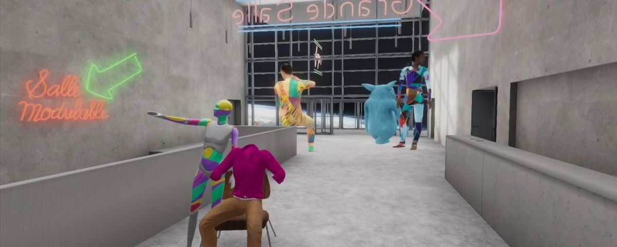 La Comédie Virtuelle