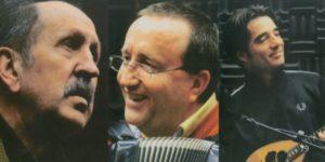 Roberto Maggini, Pietro Bianchi, Duilio Galfetti