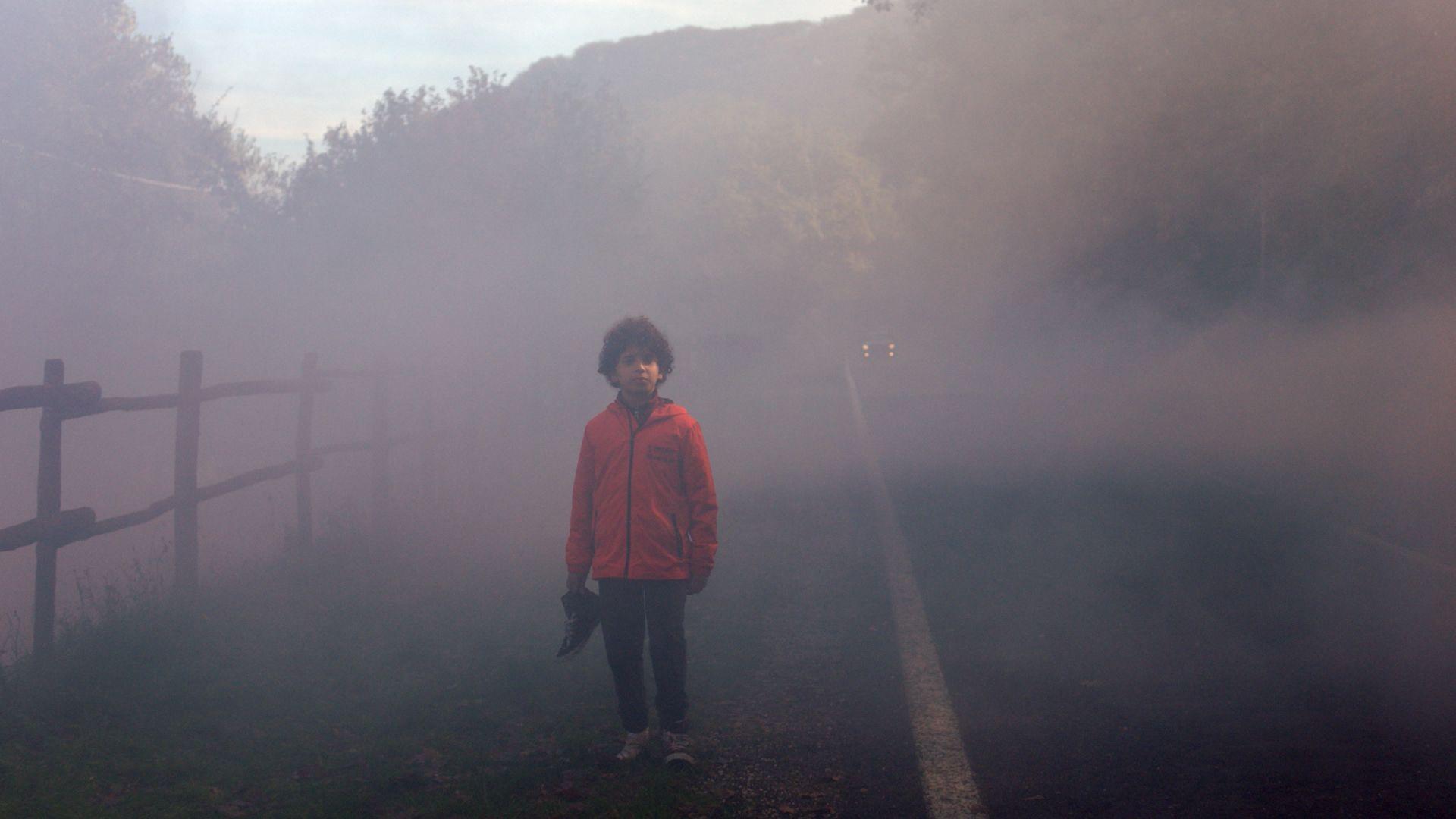 Nonostante la nebbia Castellinaria